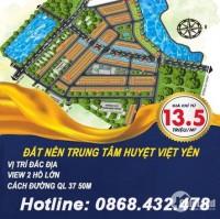 Bán đất huyện Việt Yên, Bắc Giang