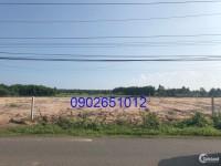 Bán đất thổ cư, sổ đỏ, mặt tiền đường 328 tại ấp Hồ Tràm, 500m2 giá 2 tỷ 430