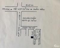 Bán đất tại khu vực trung tâm thị trấn Củ Chi