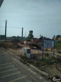 Bán lỗ đất 2 mặt tiền chợ An Viễn Trảng Bom. Giá tổng 13.34m2/600m2. Ra sân bay