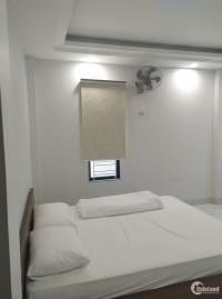 Cho thuê chung cư mini Ngọc Lâm 40m2 – full đồ 5tr/tháng, thang máy Lh0942229207