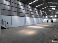 Kho xưởng cho thuê tại Đức Hòa 1100m2 giá rẻ
