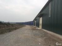 Chính chủ cho thuê kho xưởng tại khu vực Dương Xá - Gia Lâm - Hà Nội