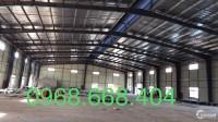 Cho thuê xưởng 2.400m2 tại KCN Quễ Võ - Bắc Ninh