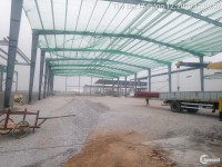 Cho thuê xưởng 1.600m2 –  tại KCN Quế Võ - Bắc Ninh