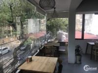 Cho thuê mặt bằng hiếm phố Điện Biên Phủ MT: 5,5m nhà 3 tầng vỉa hè rộng rãi.