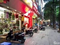 Mặt Phố Phan Phù Tiên, Cát Linh. Kinh doanh sinh lời 150tr/tháng, 40m2, mặt tiền