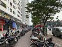 Cho thuê 1400m2 sàn thương mại tầng 1 HH Linh Đàm 2 mặt tiền.