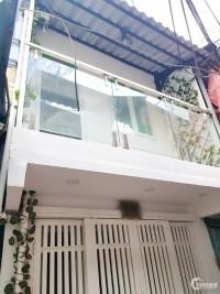 Cho thuê nhà mới 1 lầu hẻm 245 đường Ba Đình Phường 8 Quận 8, Giá: 6 Triệu/th