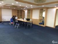 Cho thuê văn phòng phố Hoàng Quốc Việt, Cầu Giấy, DT 100m2/sàn, giá hợp lý. LH 0