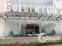 Cho thuê chân đế chung cư Toà Golden Field, 24 Nguyễn Cơ Thạch, DT 180m2- 350m2