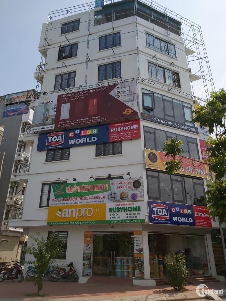 Cho thuê mặt bằng 71m2 làm văn phòng tại Lê Trọng Tấn, Dương Nội, Hà Đông