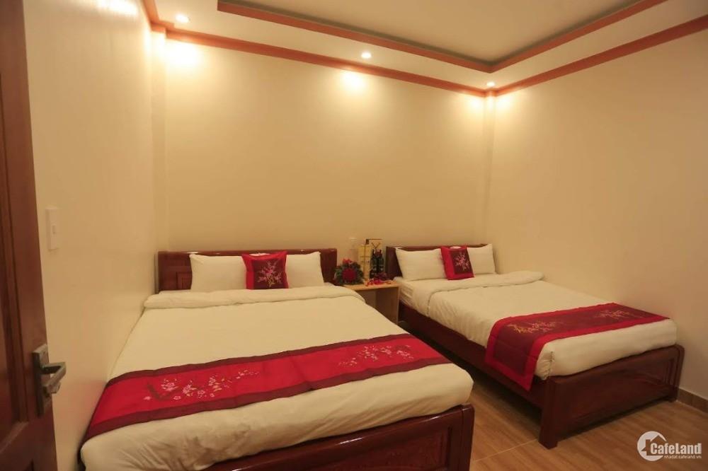 Khách sạn 12 phòng ngay trung tâm thành phố - Đường Hoàng Diệu , Đà Lạt