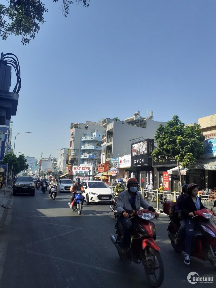 Bán nhà MTKD  Lũy Bán Bích  Q.Tân Phú DT 5.9X21.5  1 Lầu  Gía 23 tỷ TL