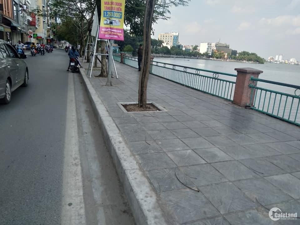 Bán nhà MP Nguyễn Đình Thi- KD đỉnh + Ở - Ô chờ thang máy 65m2*5T. Giá 29.8 tỷ