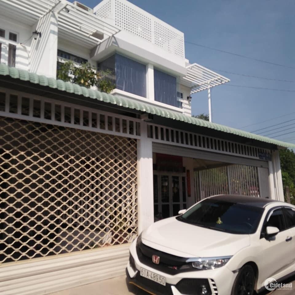Nhà mặt tiền phường Phú Hòa, Thủ Dầu Một, Bình Dương-Cần bán nhà và đất