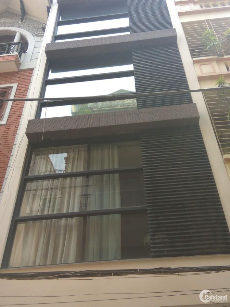 Bán nhà Thanh Nhàn 60m mới đẹp 3 mặt thoáng nhỉnh 4 tỷ, tặng nội thất.