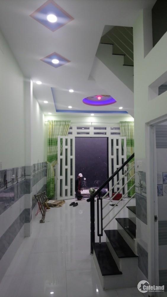 Nhà hẻm mới đẹp Phạm Văn Chí P8 Q6, cách mặt tiền 10m dtsd120m² 4.85 tỷ