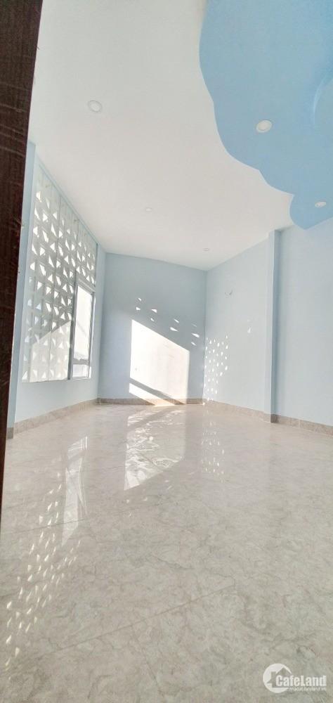 Bán nhà mới 1 lầu hẻm 665 đường Hưng Phú Phường 10 Quận 8