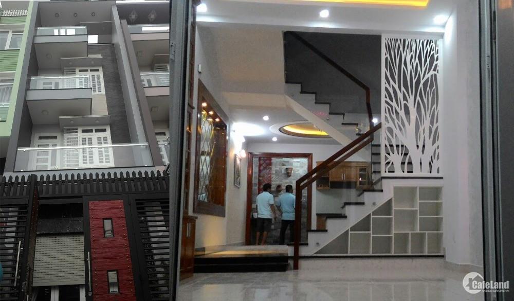 Bán gấp nhà 3 lầu đẹp HXH 8m đường Phan Xích Long, P.2, Q.Phú Nhuận