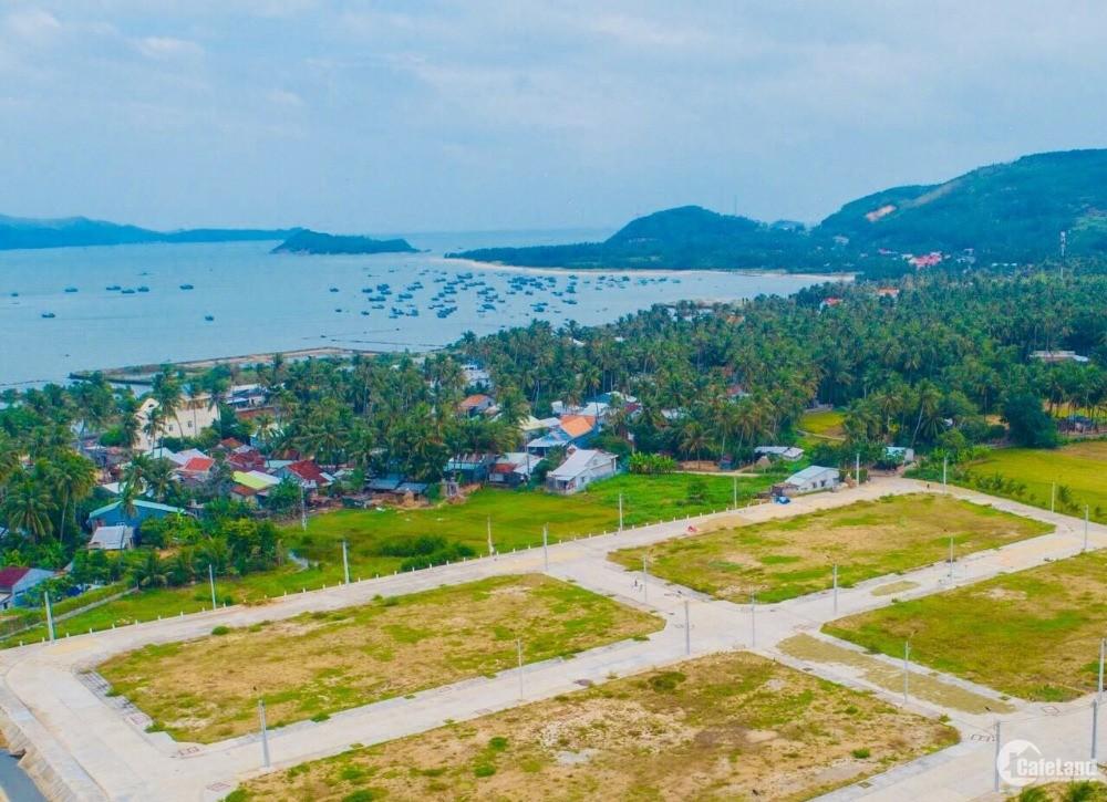 Cần bán nhanh lô đất mặt tiền biển Phú Yên, kèm nhiều quà tặng hấp dẫn đầu năm m