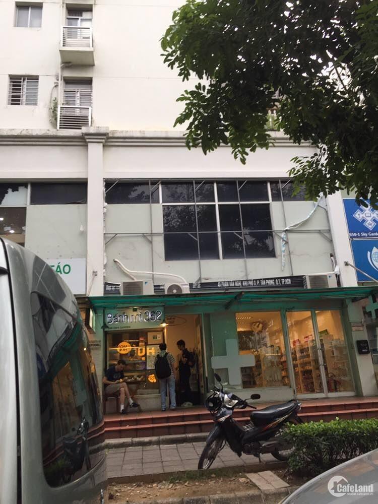 Mới! Shop Happy Valley dt 222m2, mặt tiền Nguyễn Văn Linh, Phú Mỹ Hưng
