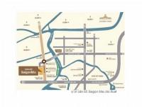 Bán căn 2 pn 1 wc,56 m2, chung cư Saigon Mia, đường 9A khu trung sơn ,Bình Chánh