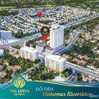 Sở hữu căn 2 phòng ngủ cao cấp nhất Sài Đồng, Full nội thất CK ngay 352 triệu