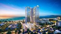 Cần bán căn hộ du lịch 50m2 dự án The Sóng kế Pullman Vũng Tàu (đã xong móng cọc
