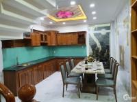 Bán nhà phố liền kề An Dương Vương - Võ Văn Kiệt VCB cho vay 70%, 54m2, 3 lầu