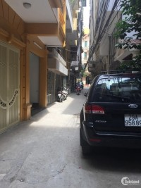 Bán nhà đẹp ô tô đỗ cửa Phố Tân Mai, 35m2 x 5 tầng. Giá 4.5 tỷ