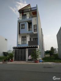 Nhà mặt tiền 24m, giá 2 tỉ 1, sổ riêng, Bình Chánh – Long An
