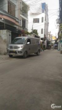 Bán nhà CMT8, Q10. DT 7x21m rất tiện xd Chdv, cách CV Lê Thị Riêng 500m