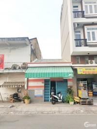 Bán nhà cấp 4 mặt tiền đường Võ Văn Kiệt Phường 3 Quận 6