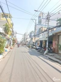 Bán nhà mặt tiền (gần chợ) đường Ba Đình Phường 10 Quận 8