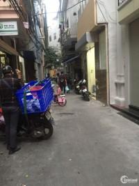 Bán nhà Trương Định lô góc 45m2 x 4T, cách ô tô 20m ở ngay.