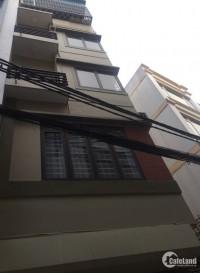 Nhà hiếm phố Yên Lạc, Hai Bà Trưng đẹp như mới, 5T ngõ nông, nhỉnh 3 tỷ.