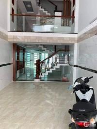 Kinh doanh - Nhà MT KDC Bình Phú đường 33 , nhà mới, nội thất cao cấp