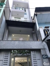 Bán nhà 2MT 45A Nguyễn Lâm, P7, PN