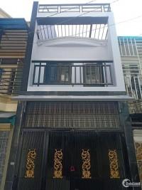Bán nhà cạnh chợ Phạm Văn Hai, Tân Bình, 2 tầng, 4tỷ4