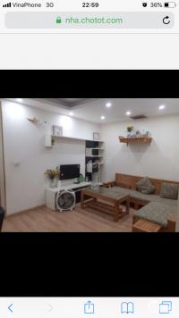Cho thuê nhà Linh Đàm Hh3 diện tích 45m2