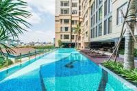 Cho thuê căn hộ Tresor q4 căn 2PN2WC đầy đủ nội thất