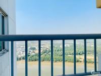 Căn hộ sân vườn 92m2: 2PN + 2WC Belleza nội thất cơ bản, view sông 9triệu 15/01ở