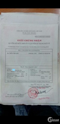 Cần bán căn nhà 2 mặt tiền ĐBP phường 25 quận Bình Thạnh 0932645472