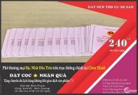 Chính chủ cần bán nhanh lô đất sát TTHC huyện Chơn Thành, sổ riêng, giá đầu tư