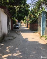 Bán Đất Phú Thị, 47,3m2 , MT 4,1m đường ô tô tránh, Lh: 0397237116.