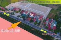 Đất nền Thị Tứ Quang Minh - Gia Lộc - Hải Dương