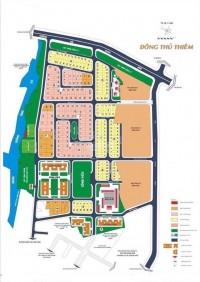 Nắm chủ cần bán một số lô đất - Dự Án Đông Thủ Thiêm - Quận 2.