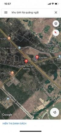 Bán 3 lô liền khu Tịnh Hà, TP.Quảng Ngãi 340 m2,đường 5m5, đã có sổ đỏ giá rẻ.