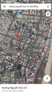 Bán lô góc 2 MT đường Nguyễn Đức An,Sơn Trà,Đà Nẵng 200 m2 giá rẻ.LH :0905.606.9